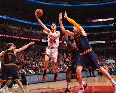 Chicago Bulls V Cleveland Cavaliers – Game Six Photo by Jesse D Garrabrant