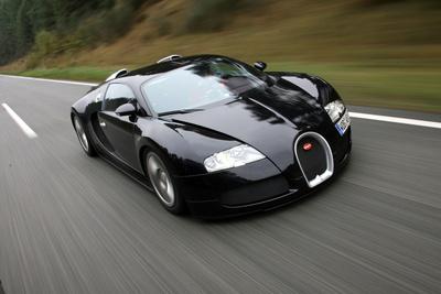 Bugatti 16.4 Veyron Photographic Print by Hans Dieter Seufert