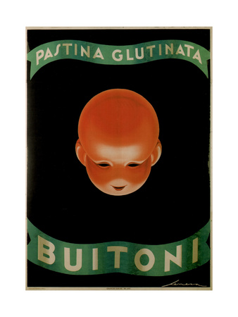 Pastina Glutinata Buitoni Giclee Print by Federico Seneca