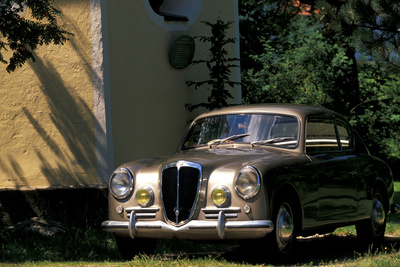 Lancia Aurelia B 20 GT Photographic Print by Uli Jooss