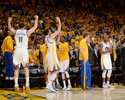 Houston Rockets v Golden State Warriors – Game Five Photo by Noah Graham