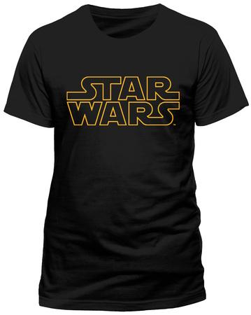 Star Wars - Logo Outline T-Shirts