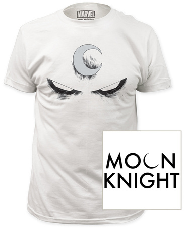 Moon Knight – White Eyes T-shirts