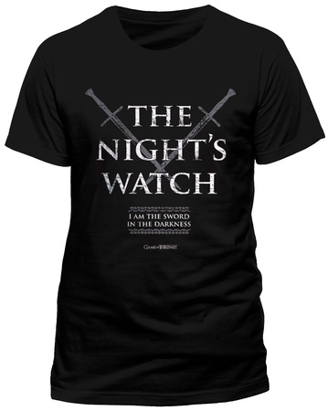 Game Of Thrones - Nights Watch Shirts