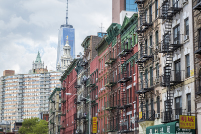 Chinatown of New York City, Ny, USA Photographic Print by Julien McRoberts