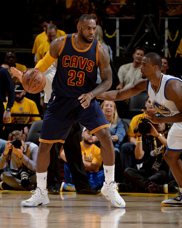 2015 NBA Finals – Game One Photo by Andrew D Bernstein