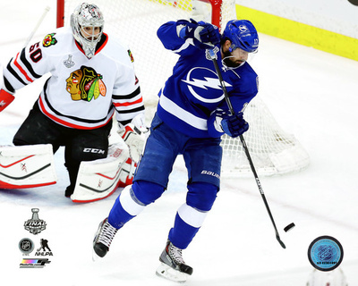 Alex Killorn Goal Game 1 of the 2015 Stanley Cup Finals Photo