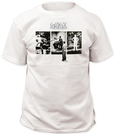 Genesis - Down on Broadway T-Shirt