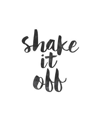 Shake it Off Prints by Brett Wilson