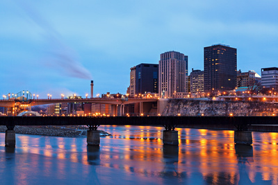 Architecture of St. Paul Photographic Print by  benkrut