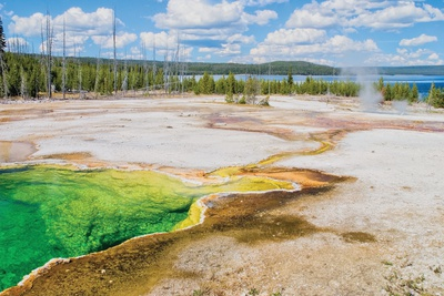 Yellowstone National Park Photographic Print by  Design Pics Inc