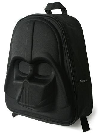 Darth Vader mold backpack school supplies office backpack science fiction apparel backpack Star Wars gift merchandise