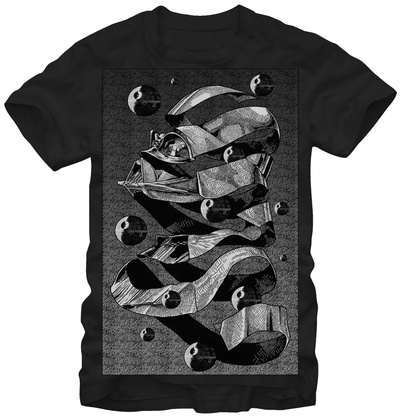 Star Wars- MC Vader Head T-shirts