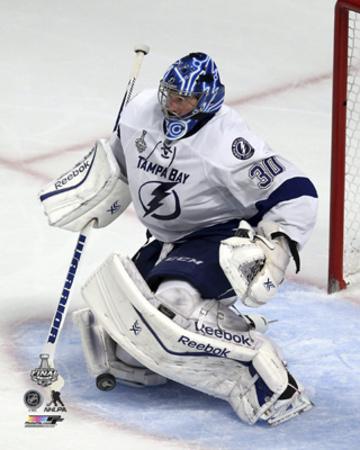 Ben Bishop Game 3 of the 2015 Stanley Cup Finals Photo
