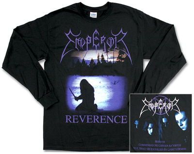 Emperor- Reverence T-shirts