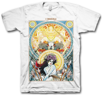 Converge- Florian T-shirts
