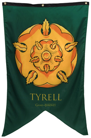 Game Of Thrones - Tyrell Banner Fabric Poster Print
