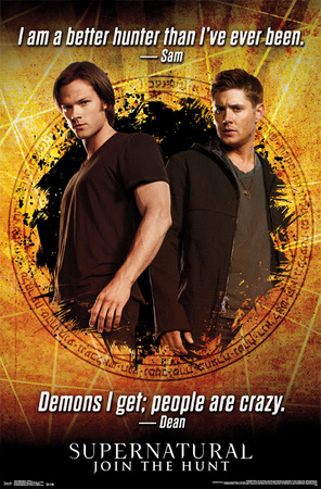 Supernatural- Quotes Posters