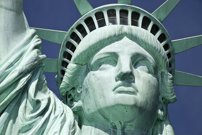 Usa, New York, Statue of Liberty Photographic Print by  kropic