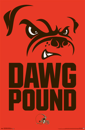 Cleveland Browns- Dawg Pound 2015 Photo