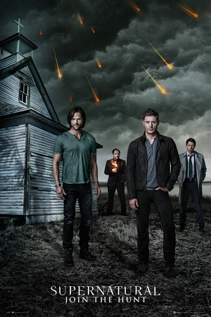 Supernatural Church Poster