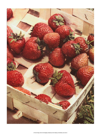 Strawberries Posters