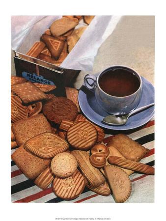 Tea & Biscuits Prints