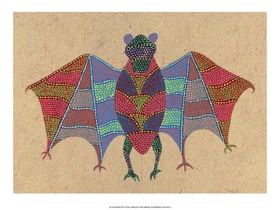 India Folk Art, Bat Posters