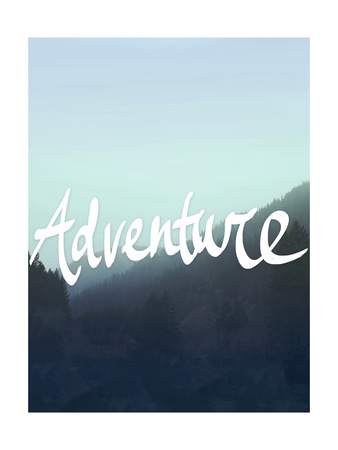 Adventure Giclee Print by Leah Flores