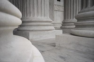 US Supreme Court Photographic Print by  DLILLC