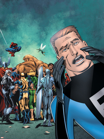 Great Lakes Avengers No.2 Cover: Flatman Plastic Sign by Paul Pelletier