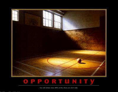 Motivational Opportunity Art