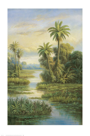 Island Serenity II Posters by Frank Bellows