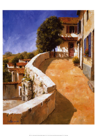 Provence Art by Gilles Archambault