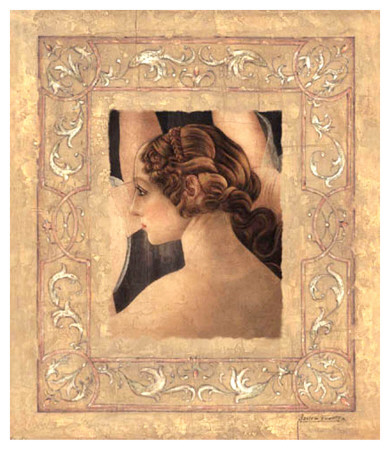 Hommage À Botticelli II Prints by Javier Fuentes