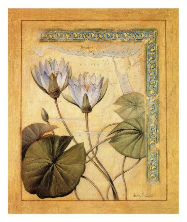Flores Exoticas y Mapas II Posters by Javier Fuentes