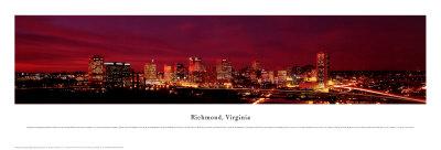 Richmond, Virginia Prints by James Blakeway