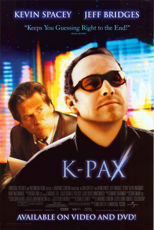 K-Pax Posters