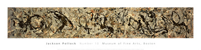 Number 10, 1949 Prints by Jackson Pollock