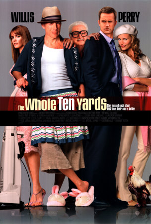 The Whole Ten Yards Posters