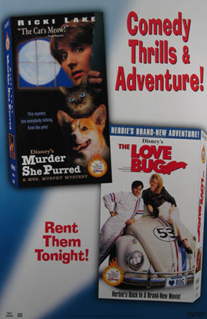 Murder She Purred And The Love Bug Photo