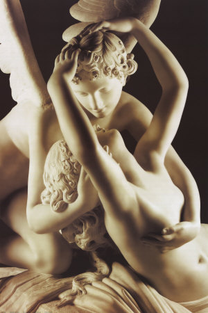 Cupid and Psyche, 1796 Kunsttryk
