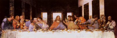 The Last Supper, c.1498 Art Print