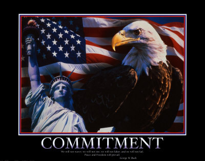 American Men and Commitment