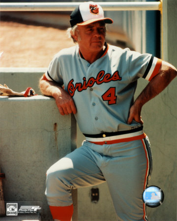 Earl Weaver - Manager Photo