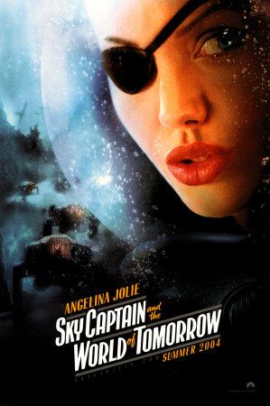 Sky Captain y el mundo del mañana Pósters