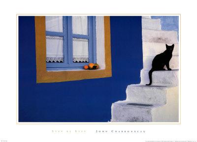 Step by Step Prints by John Charbonneau