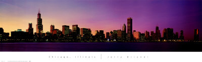 Chicago Prints by Jerry Driendl