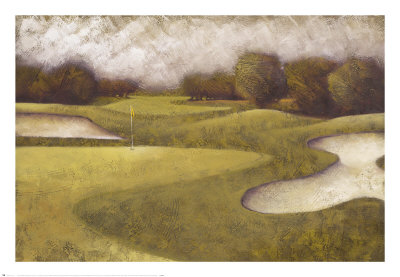 Sand Trap II Prints by Vincent George