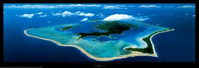 Bora Bora, Leeward Islands Poster